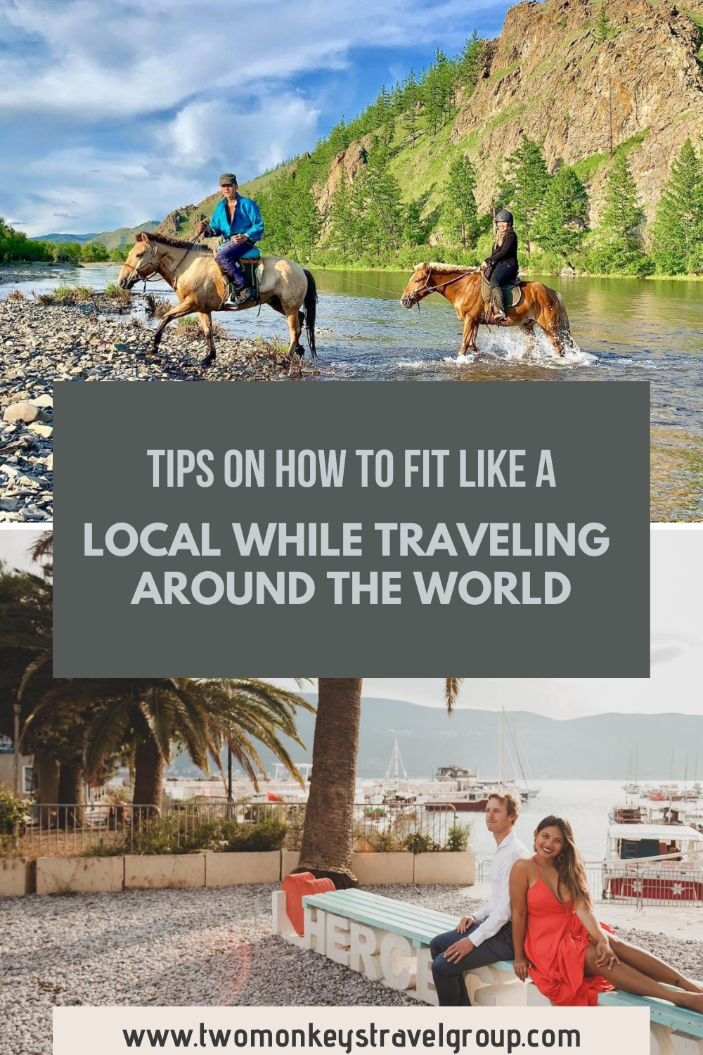 5 Tips on How to Fit Like a Local while Traveling around the World