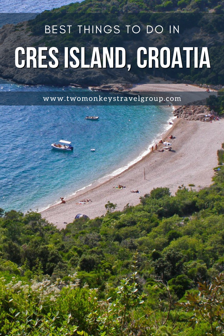 8 Best Things to do in Cres Island, Croatia [with Suggested Tours]