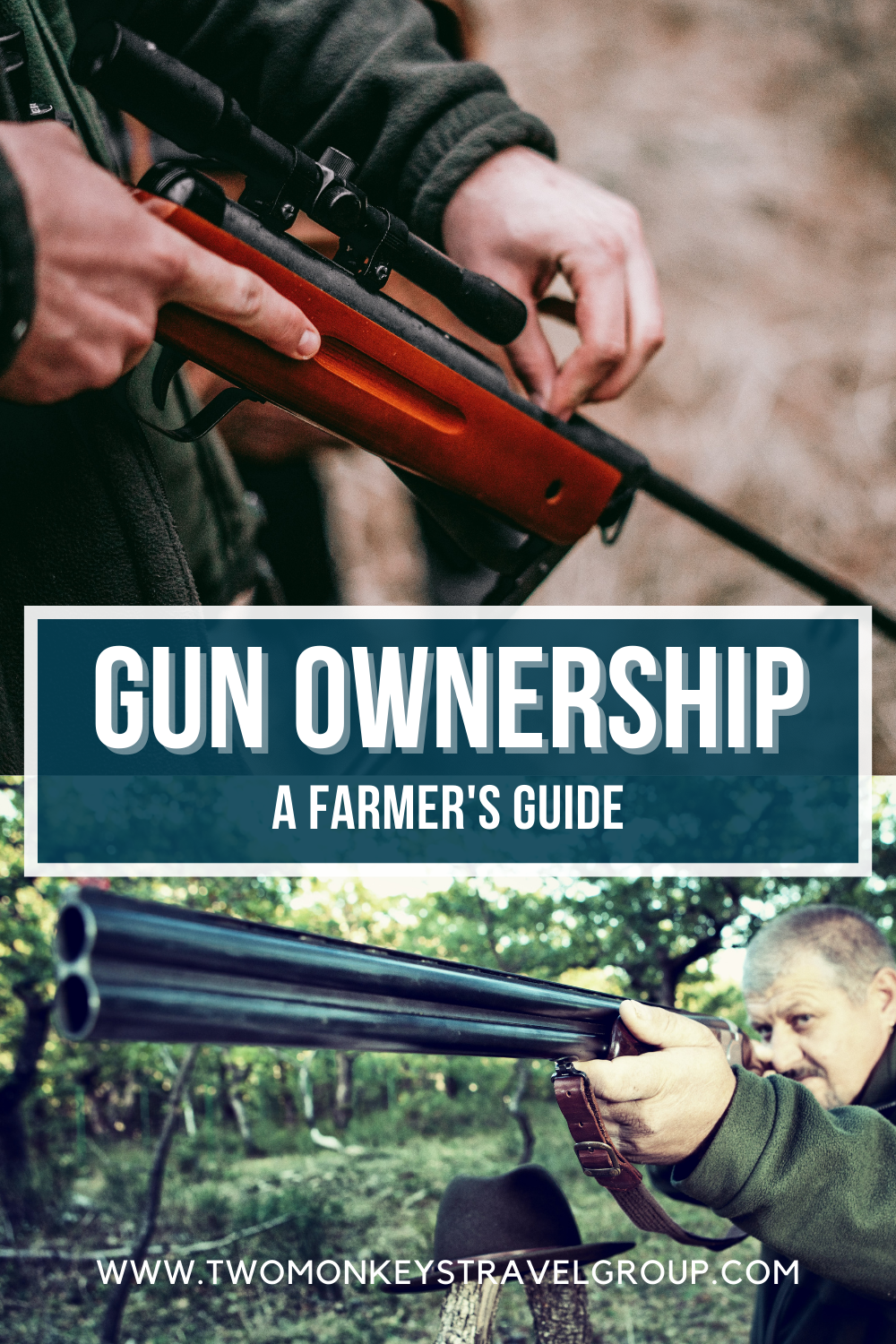 Agricultural Arms A Farmer's Guide to Gun Ownership