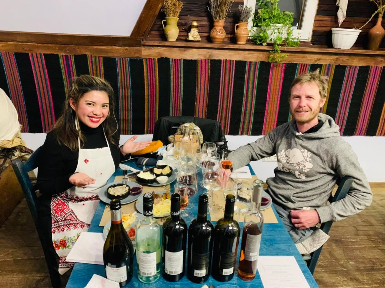 Asconi Winery Tour