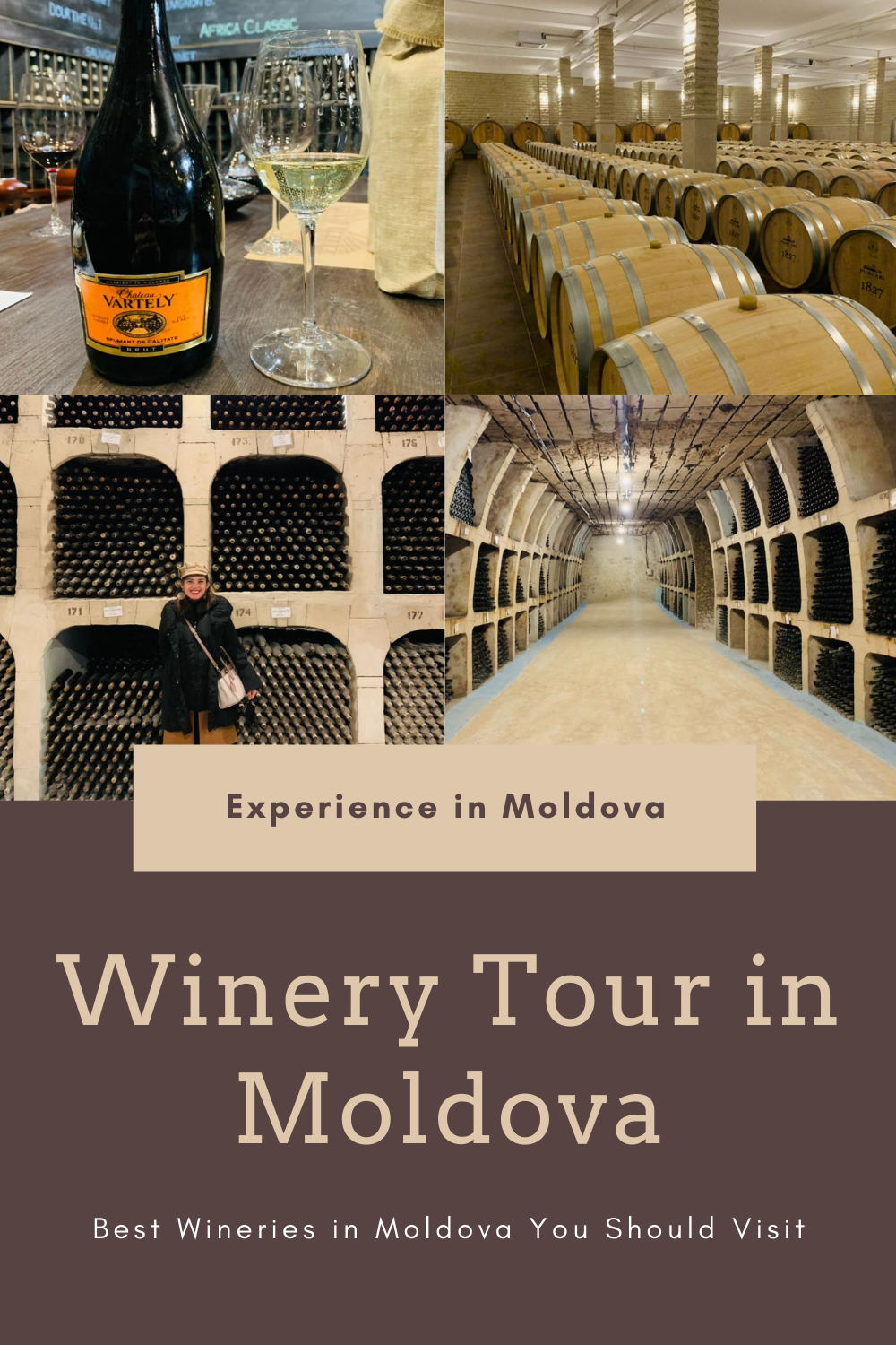 Our Winery Tour Experience in Moldova - Best Wineries in Moldova You Should Visit