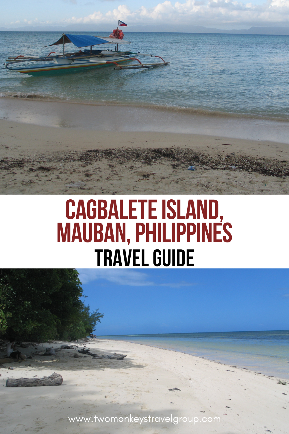 Travel Guide to Cagbalete Island, Mauban, Philippines with DIY Itinerary