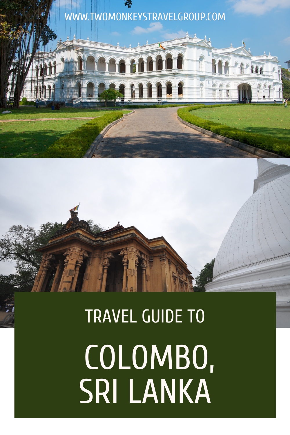 Travel Guide to Colombo, Sri Lanka [with Sample Itinerary]