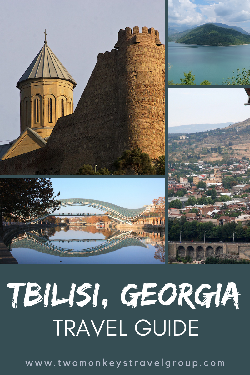 Travel Guide to Tbilisi, Georgia [with Sample Itinerary]