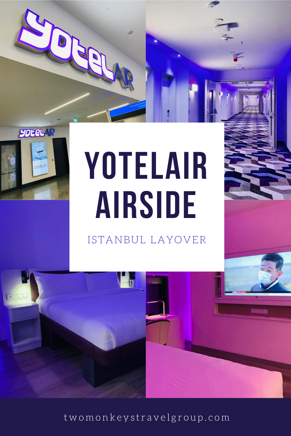 YOTELAIR Airside - Your Best Choice to Sleep During Your Istanbul Layover