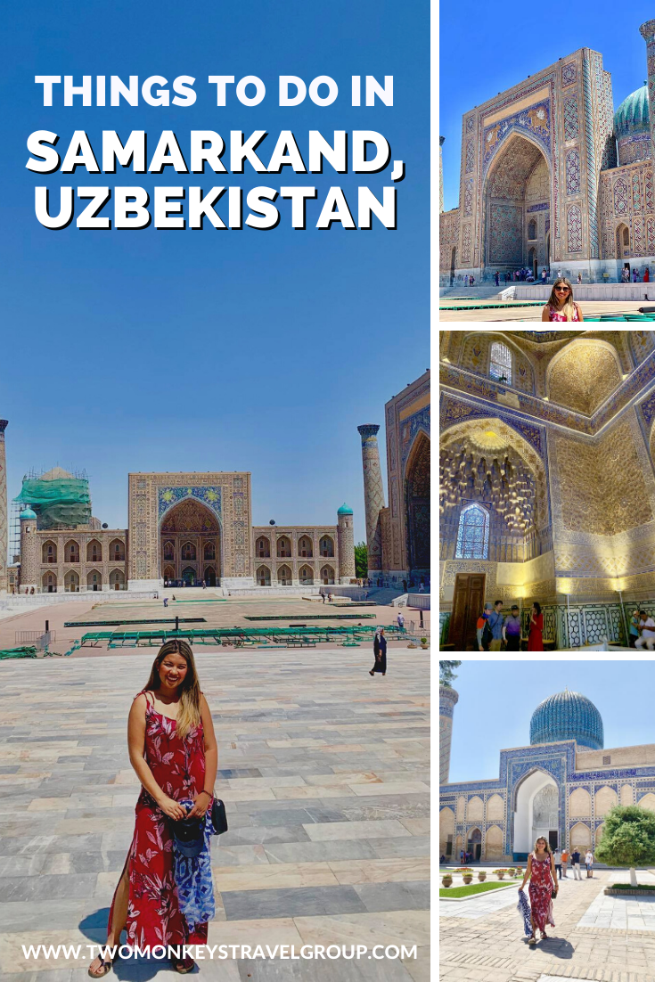 15 Things To Do in Samarkand, Uzbekistan