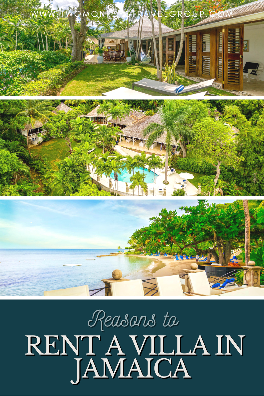 3 Reasons to Rent a Villa in Jamaica