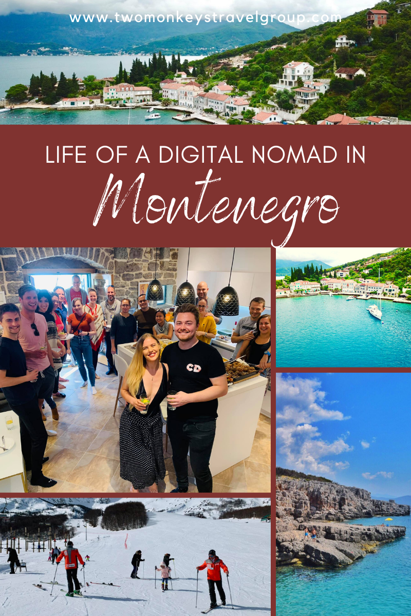 Life of a Digital Nomad in Montenegro Everything You Need To Know