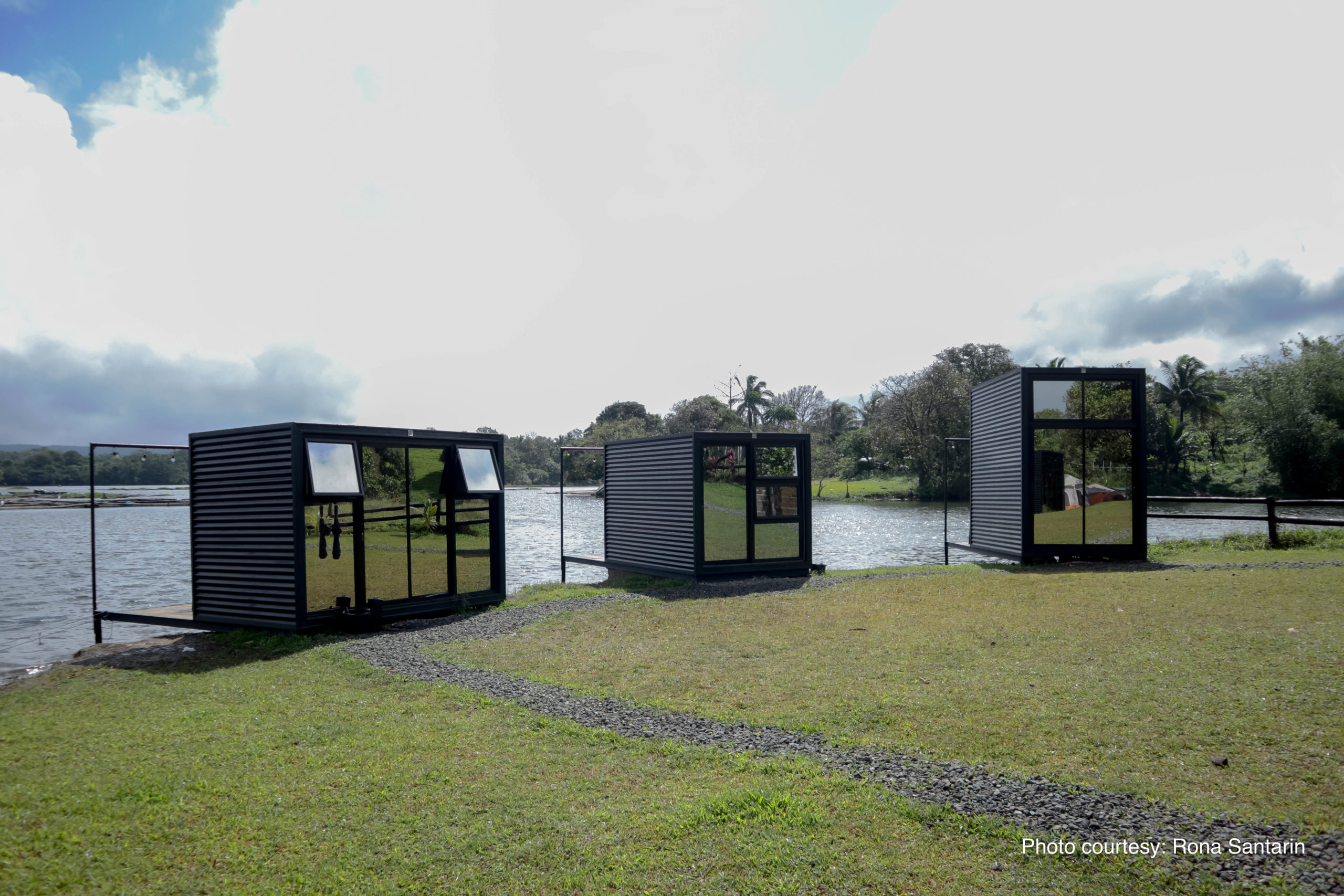 Glamping experience at Bloc Camp in Laguna, Philippines