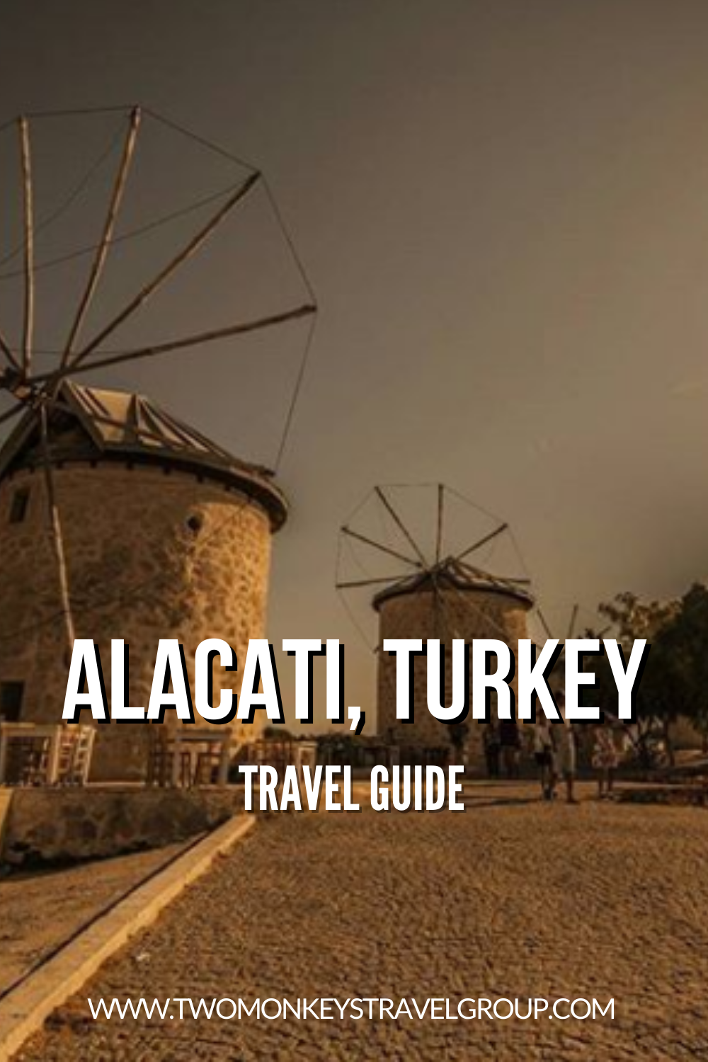 Travel Guide to Alacati, Turkey [with Sample Itinerary]