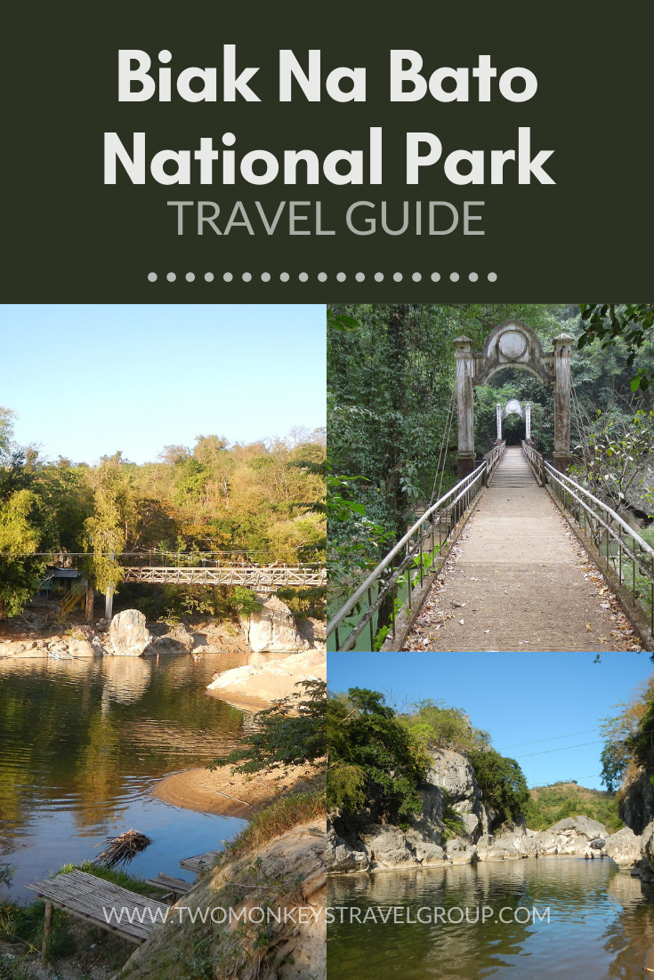 Travel Guide to Biak Na Bato National Park, Philippines (Mt. Manalmon)