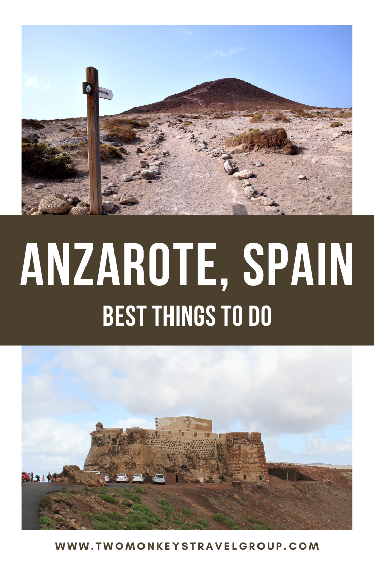 10 Best Things to do in Lanzarote, Spain [with Suggested Tours]