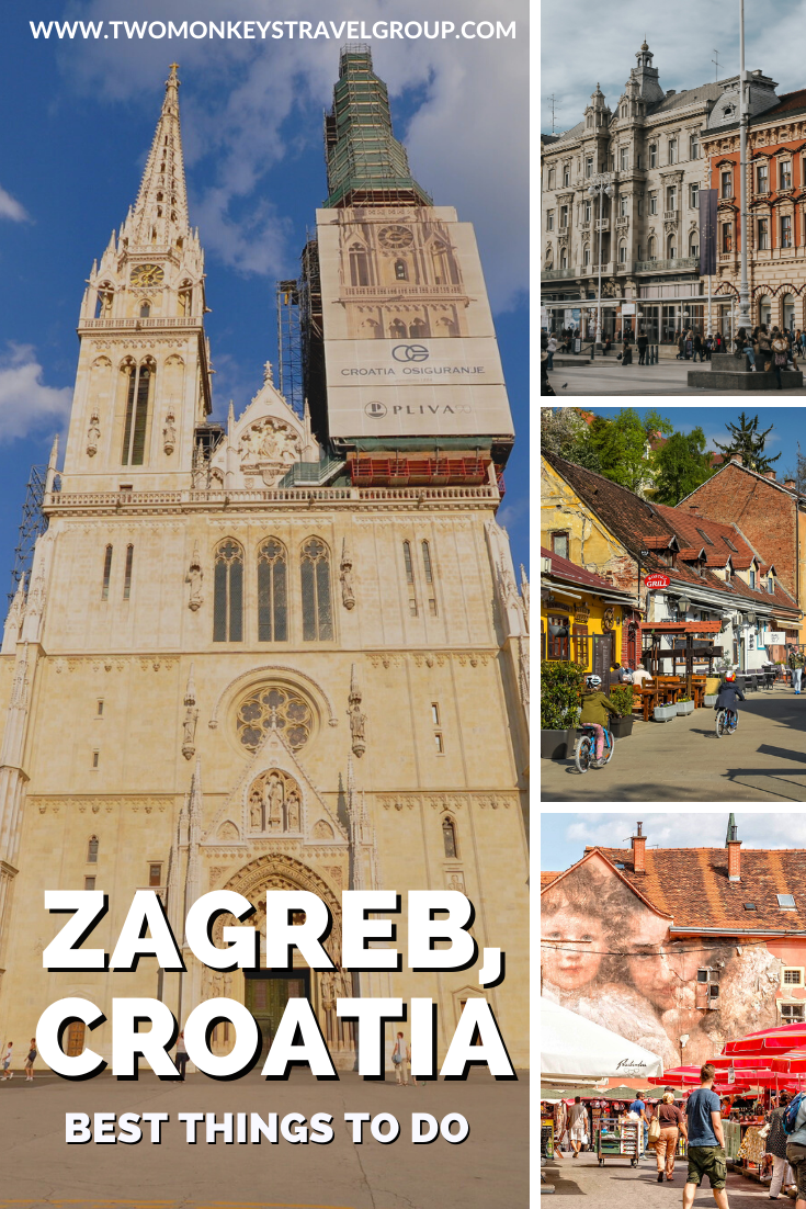 15 Best Things to do in Zagreb, Croatia [with Suggested Tours]