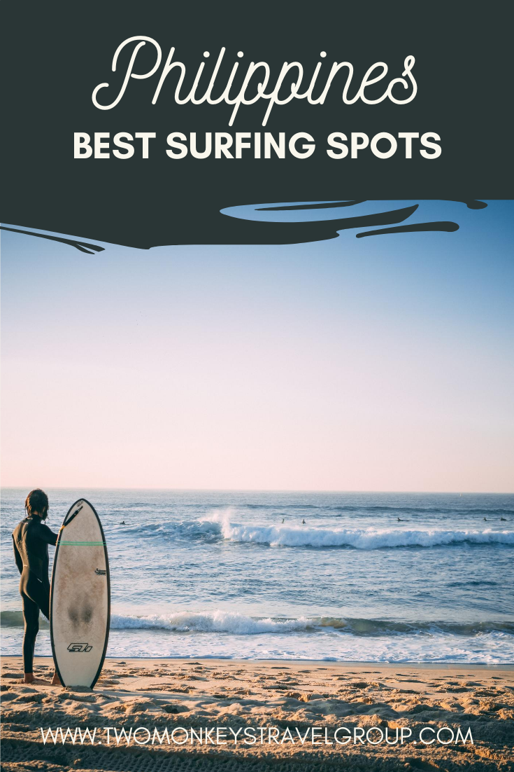 8 Best Surfing Spots in the Philippines [With Surfers Personal Experiences]