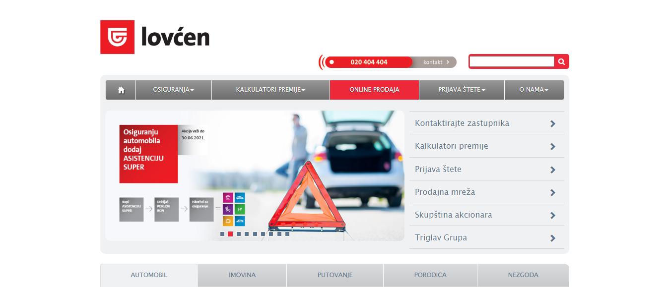 Car Insurance & Green Card Local Insurance Company in Montenegro