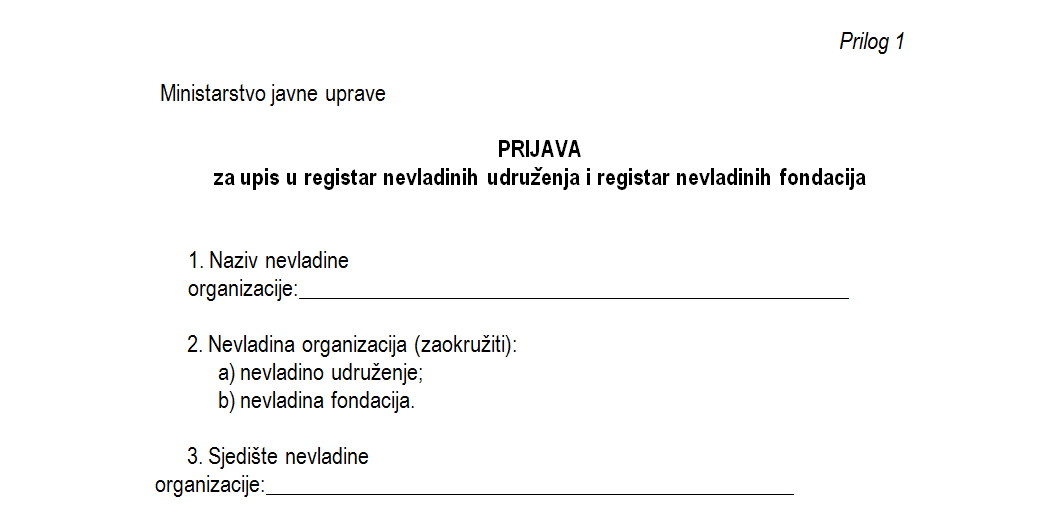 How to Register an NGO in Montenegro Everything You Need To Know