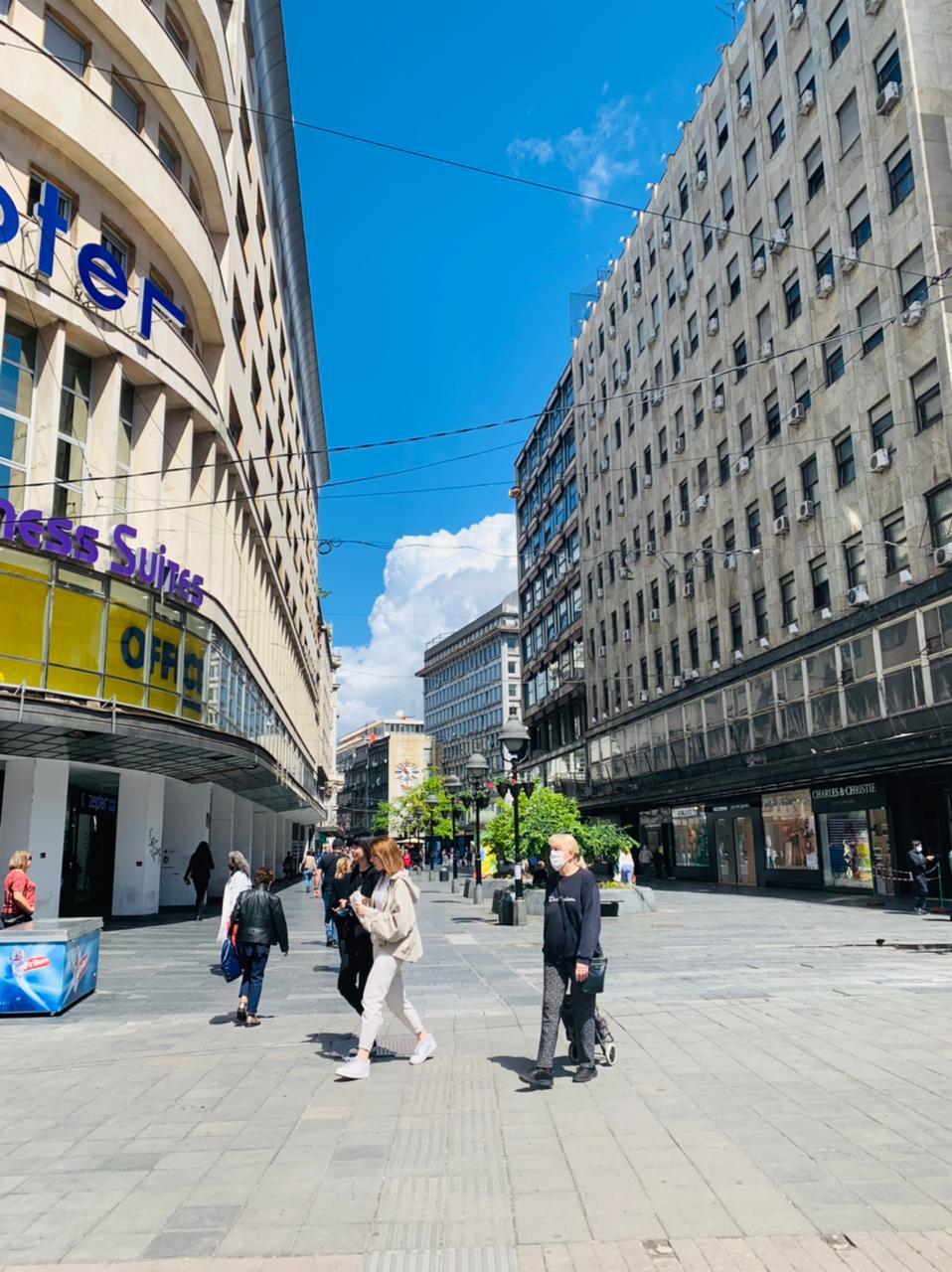 Mark Hotel Belgrade The Best Place for Digital Nomads Visiting Belgrade, Serbia19