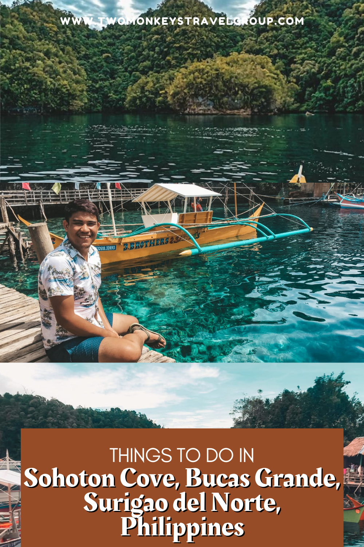 Things to do in Sohoton Cove, Bukas Grande, Surigao del Norte, Philippines