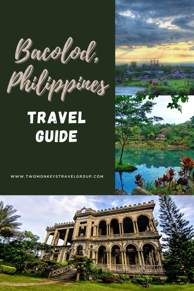 Travel Guide to Bacolod, Philippines [DIY Guide to the City of Smiles]