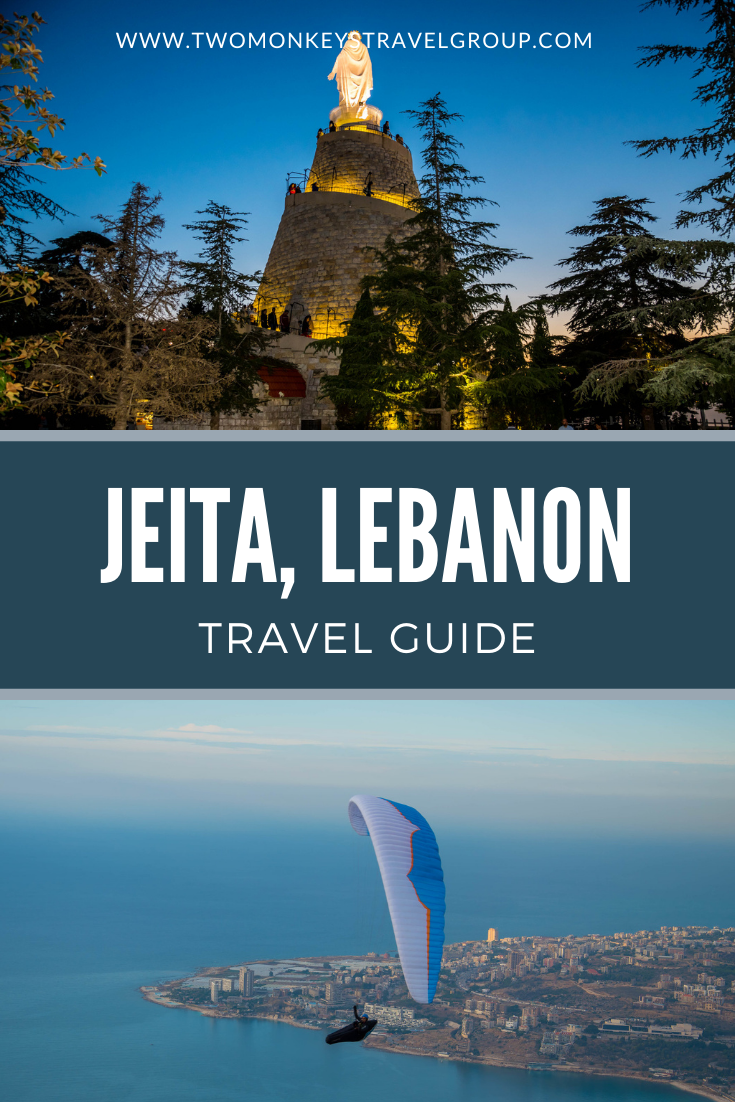 Travel Guide to Jeita, Lebanon [Things to do & Places to Visit]
