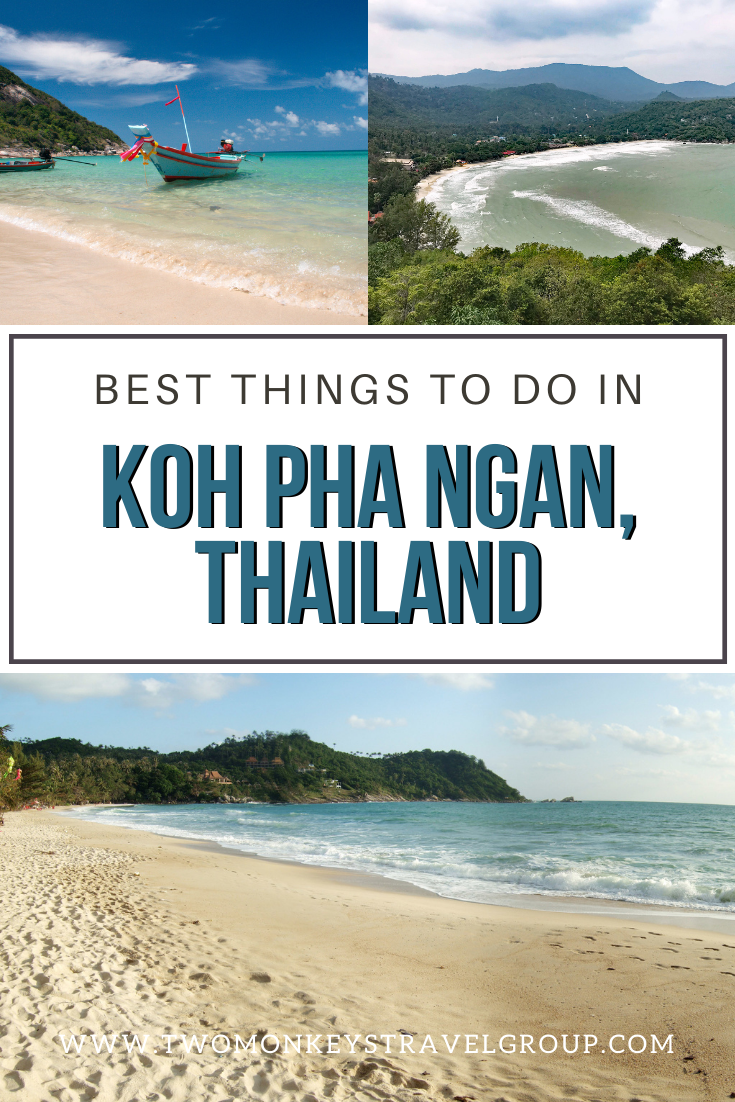 10 Best Things to do in Koh Pha Ngan, Thailand [with Suggested Tours]