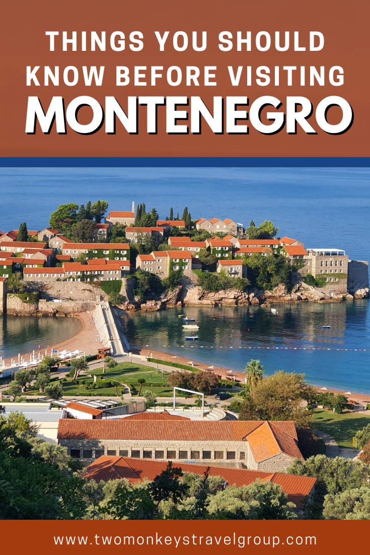 27 Things You Should Know Before Visiting Montenegro