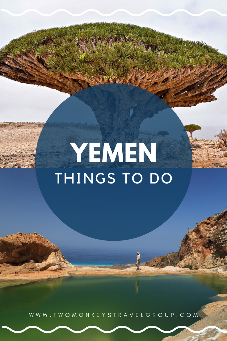 7 Things To Do in Yemen [Places to Visit in Yemen]