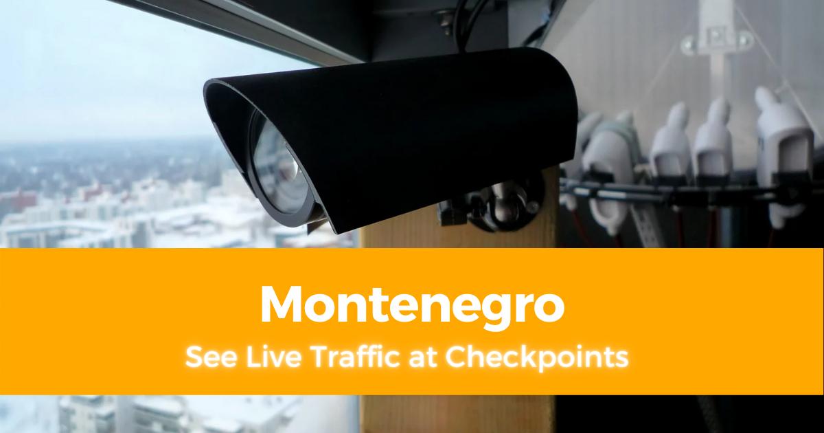 Webcam ulcinj Montenegro border