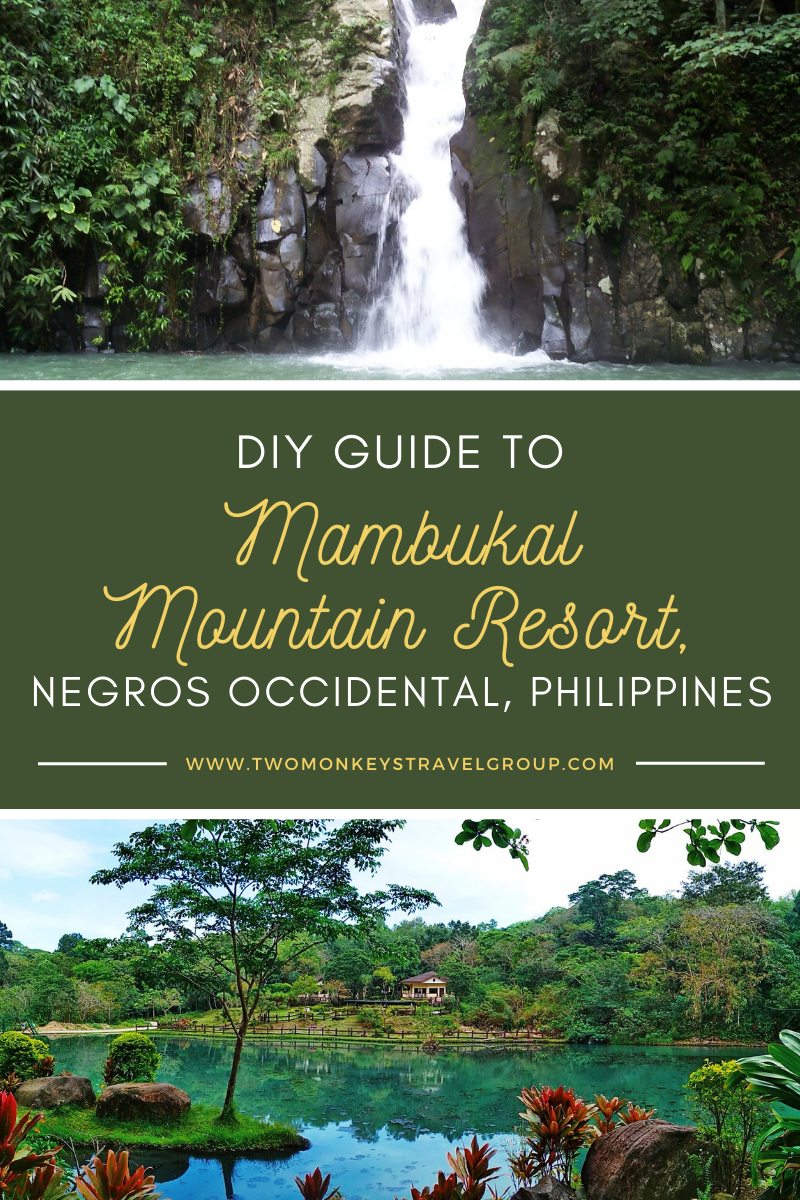 DIY Guide to Mambukal Mountain Resort, Negros Occidental, Philippines