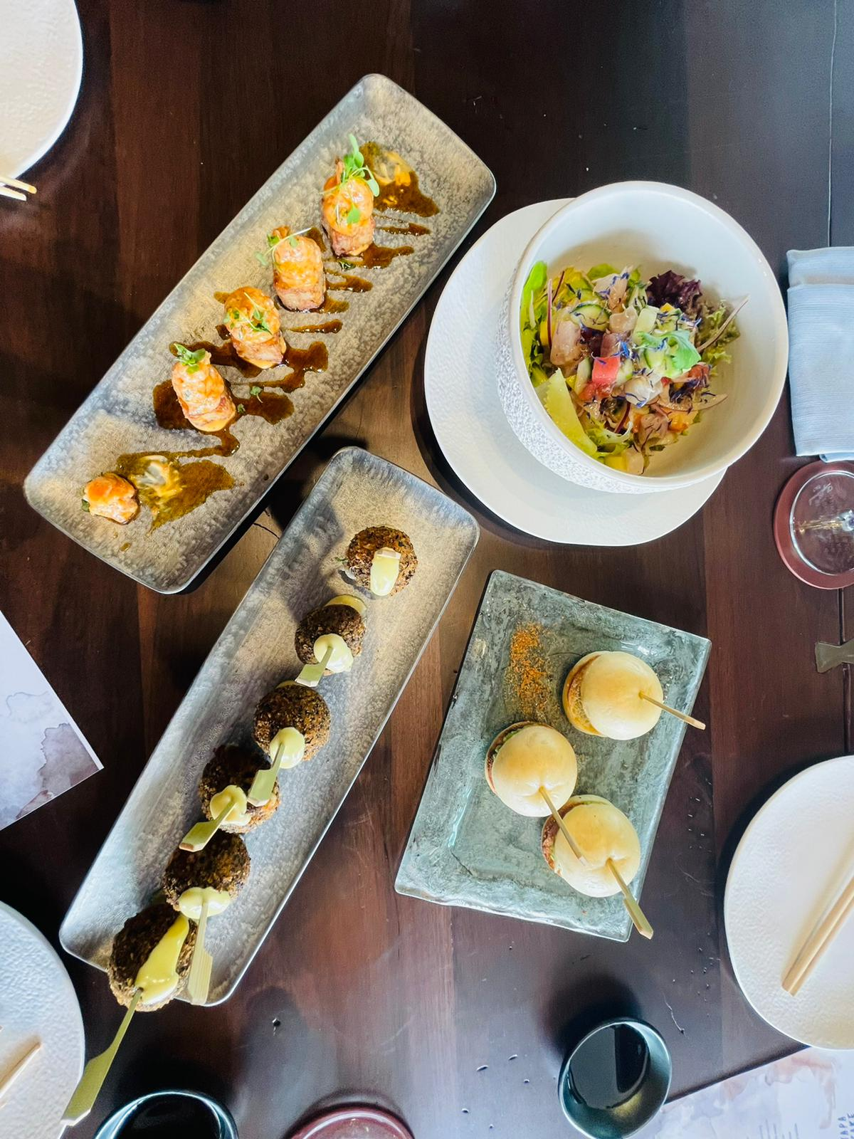 Tapasake Club A Fusion of Japanese Flavours in One&Only Portonovi