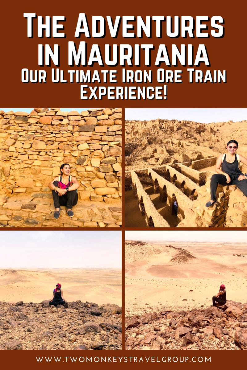 Mauritania Adventures Our ultimate iron ore train experience!