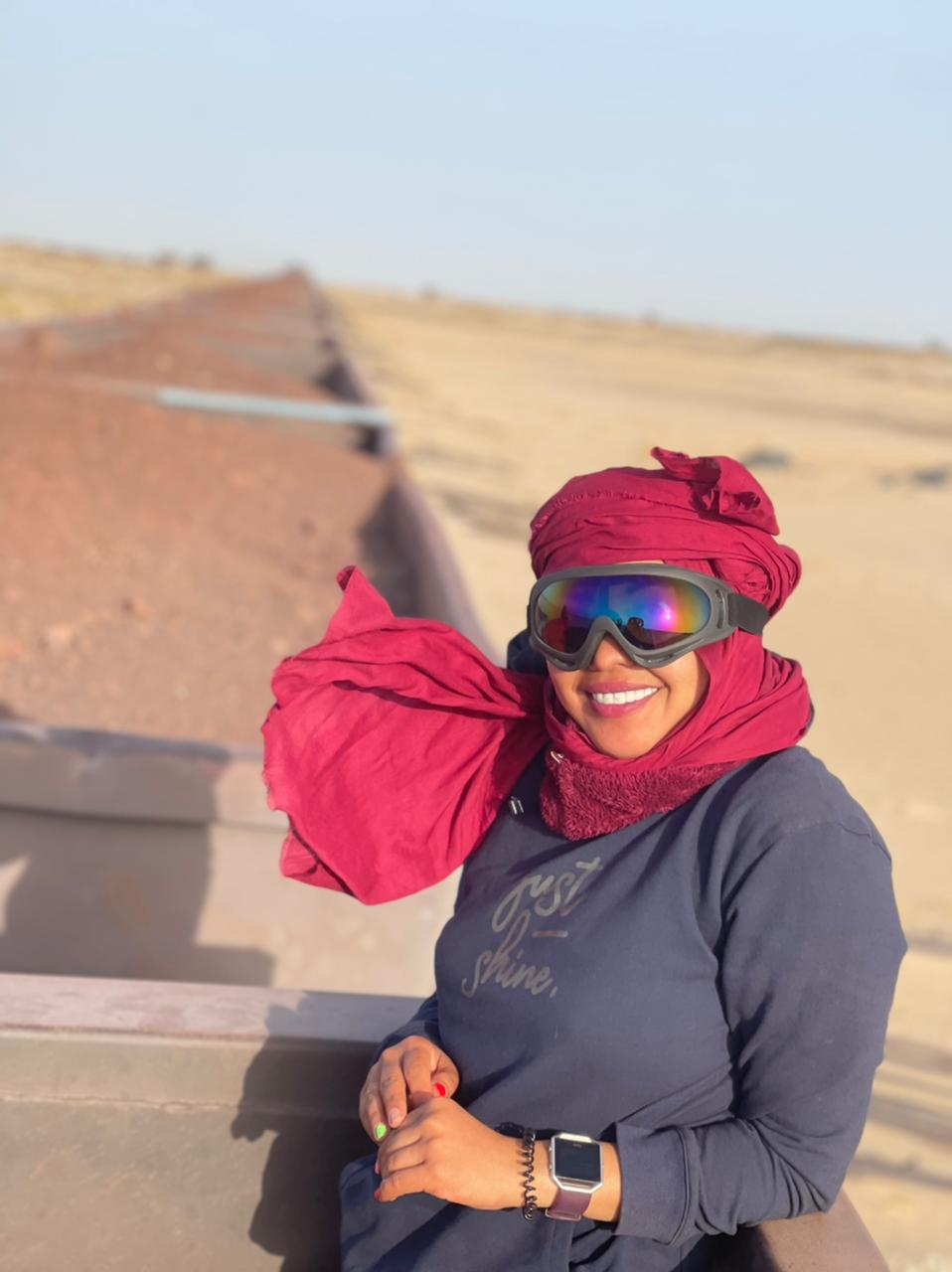 The adventure of Mauritania is our ultimate iron ore train experience!