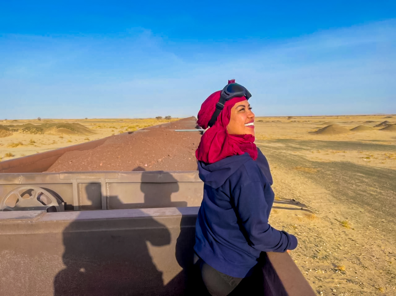 The Adventures in Mauritania Our Ultimate Iron Ore Train Experience!