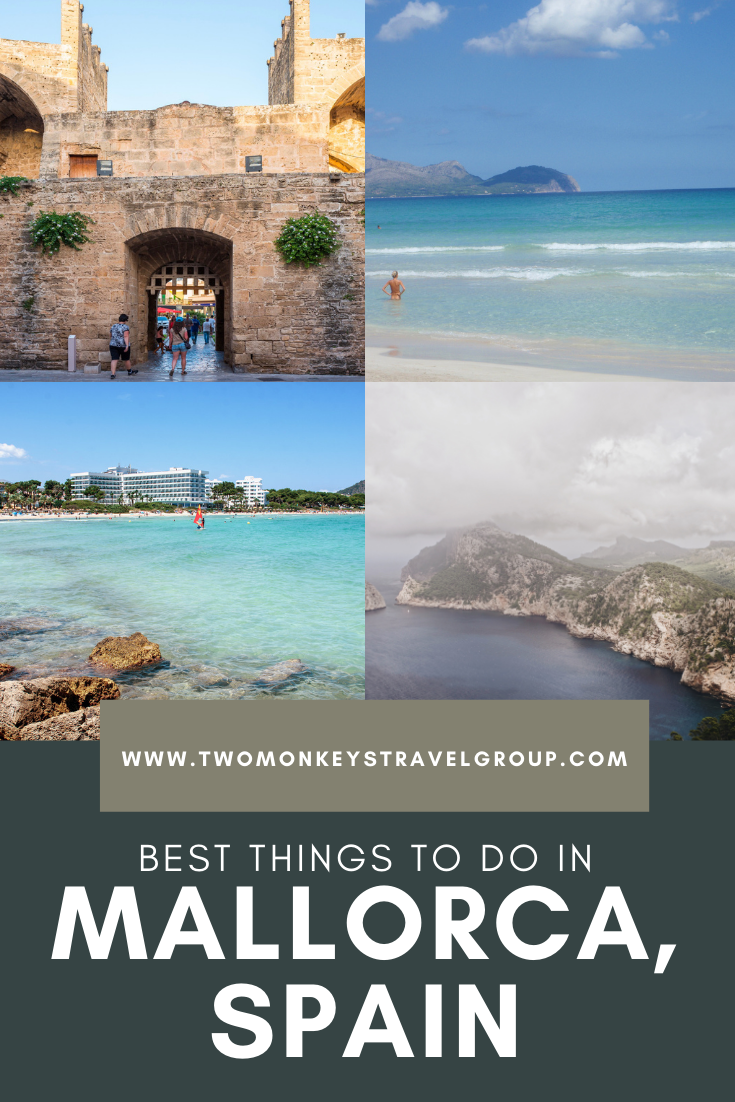 10 Best Things to do in Mallorca, Spain [with Suggested Tours]