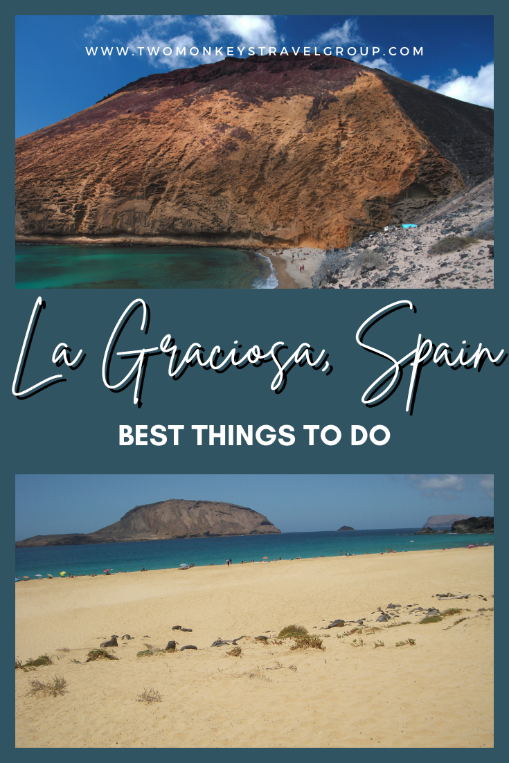 5 Best Things to do in La Graciosa, Spain [with Suggested Tours]