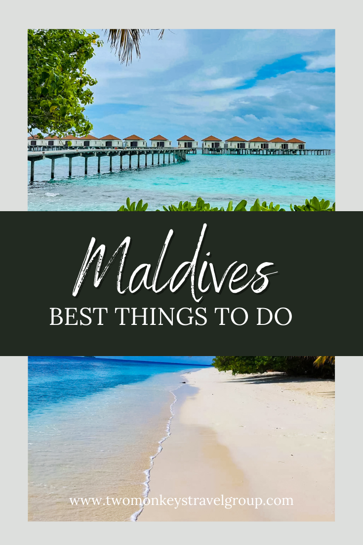 7 Best Things To Do in The Maldives and Where To Stay