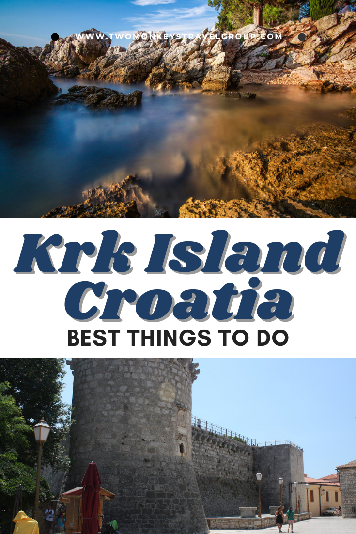 9 Best Things to do in Krk Island, Croatia [with Suggested Tours]