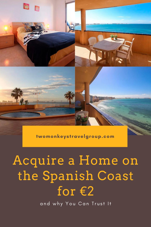 Aquí le mostramos cómo comprar una casa en la costa española por 2 € y por qué puede confiar en ella5