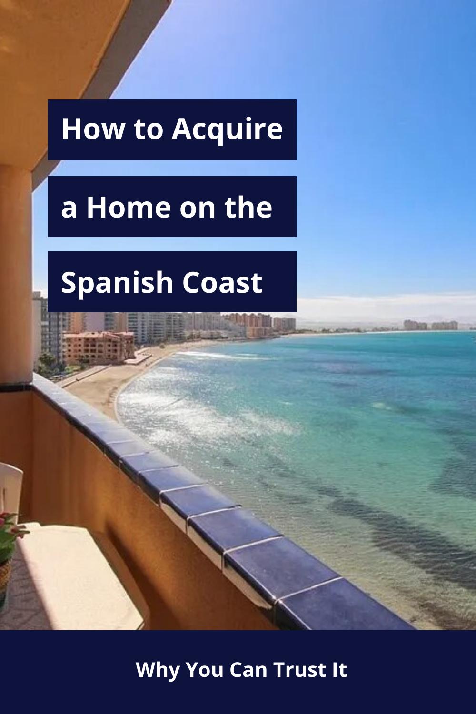 Cómo comprar una casa en la costa española por 2 € y por qué puedes confiar en ella