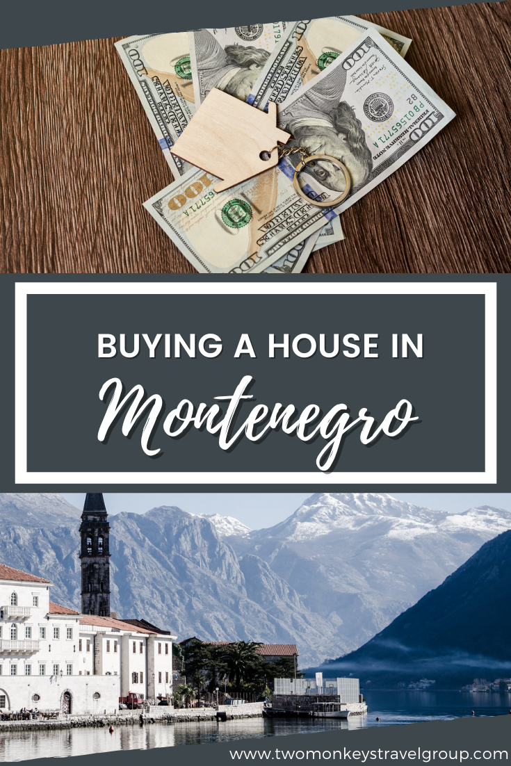 Moving to Montenegro Buying a house in Montenegro