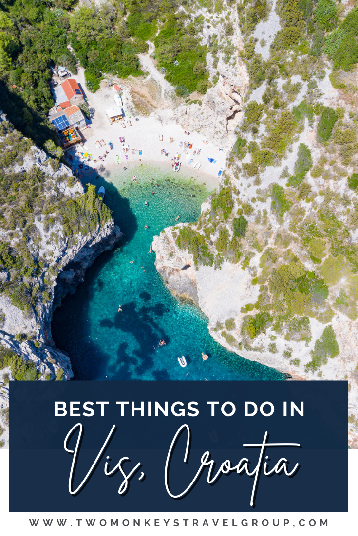5 Best Things to do in Vis, Croatia [with Suggested Tours]