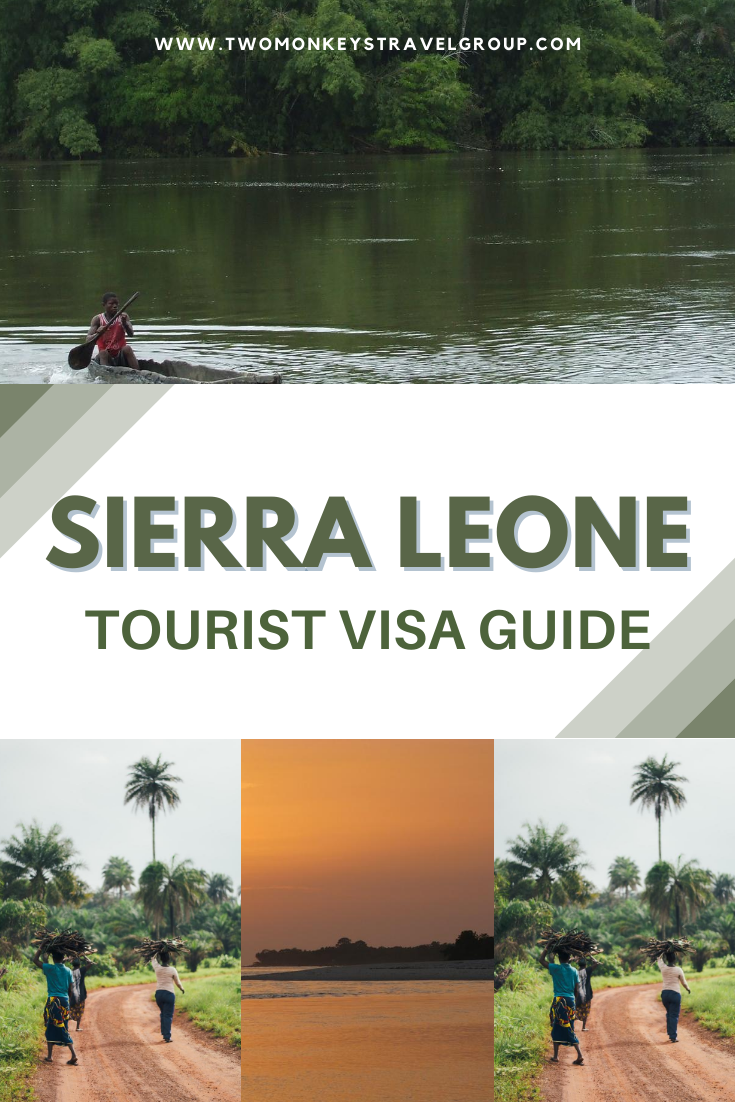 How to Get a Sierra Leone Tourist Visa in London for British Citizens