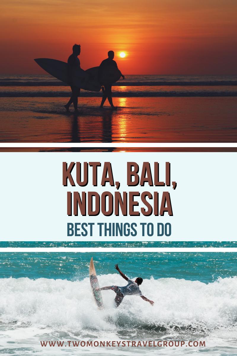 5 Best Things To Do in Kuta, Bali, Indonesia [DIY Travel Guide to Kuta]1