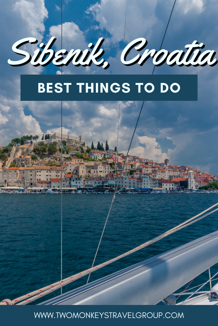 9 Best Things to do in Sibenik, Croatia [with Suggested Tours]