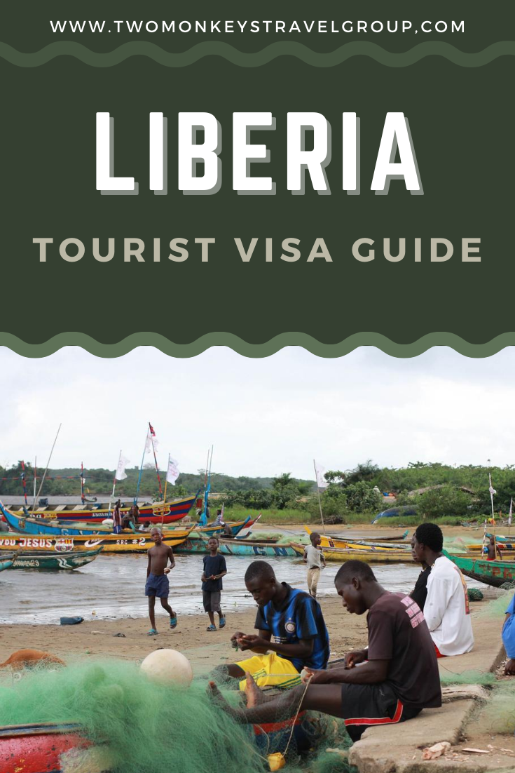 How to Get a Liberia Tourist Visa in London for British Citizens