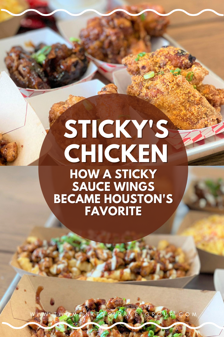 Sticky's Chicken How A Sticky Sauce Wings Became Houston's Favorite