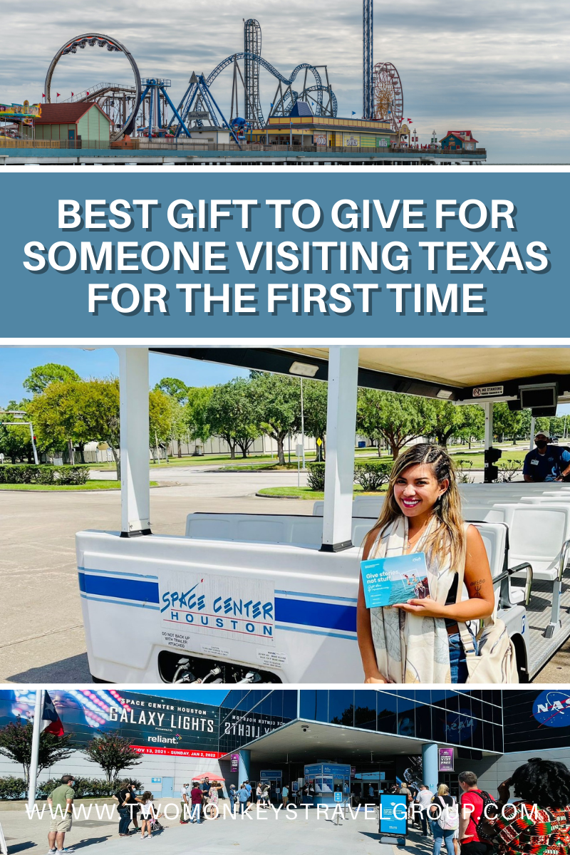 Tinggly Experience Best Gift to Give For Someone Visiting Texas for the First Time
