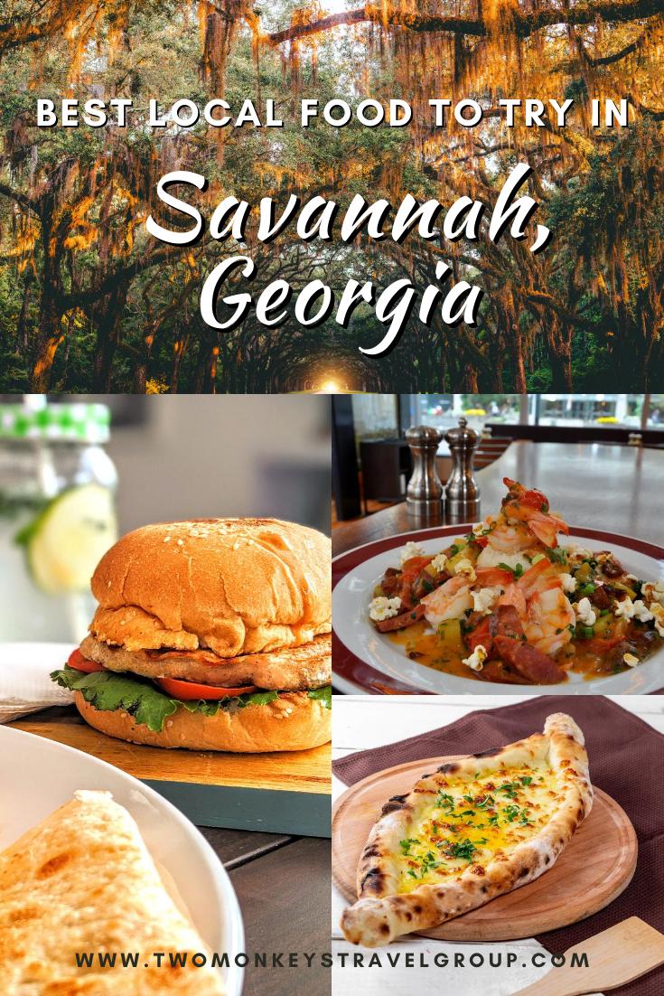 What to Eat in Savannah, Georgia 9 Best Local Food To Try in Savannah