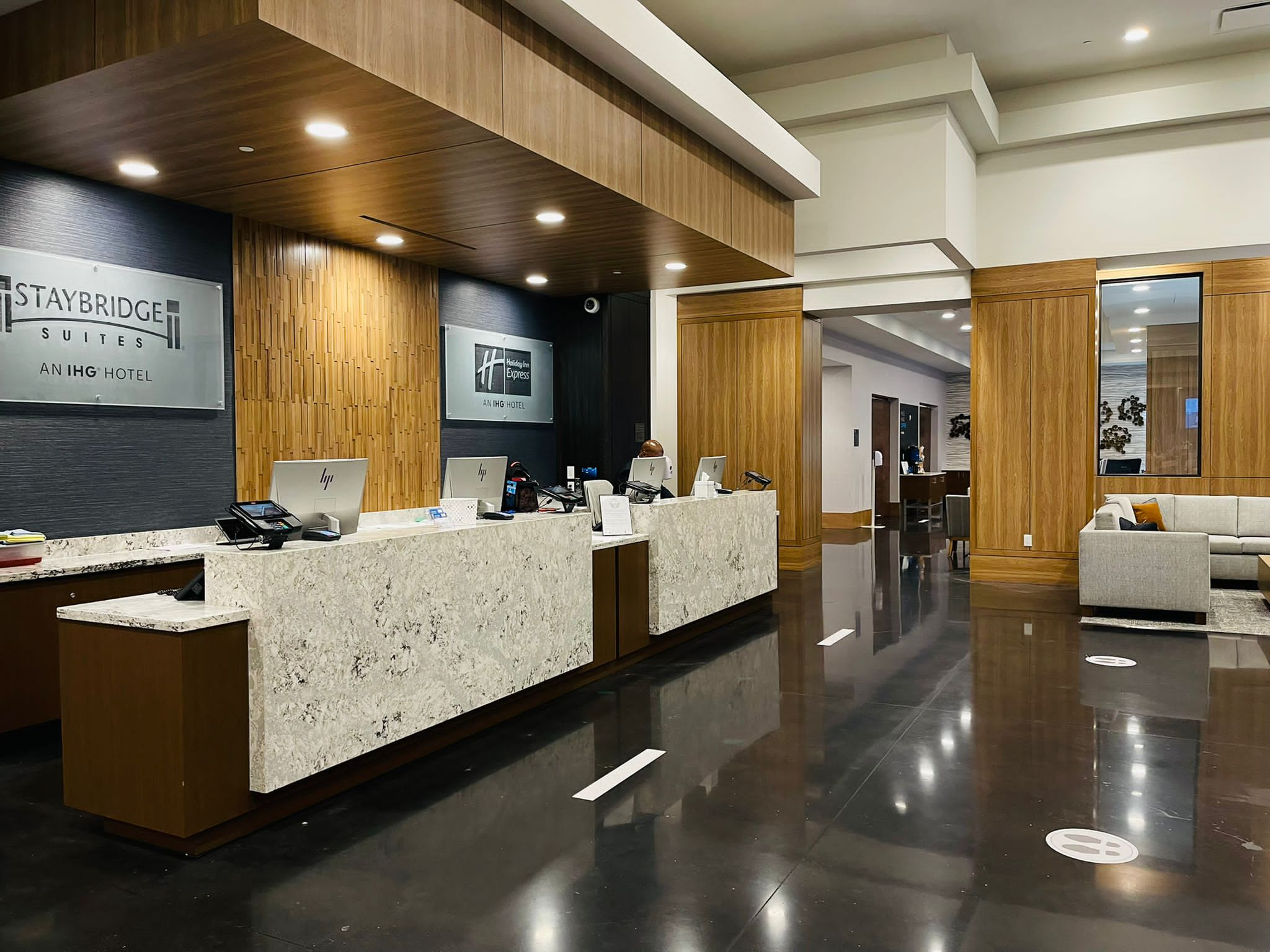 Holiday Inn Express Houston The Brand New Hotel in Galleria
