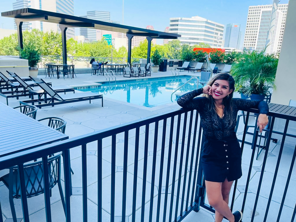 Holiday Inn Express Houston-a brand new hotel in Galleria